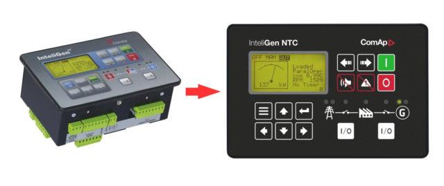 IG-NTC-GC 将会替代 IG-NT-GC