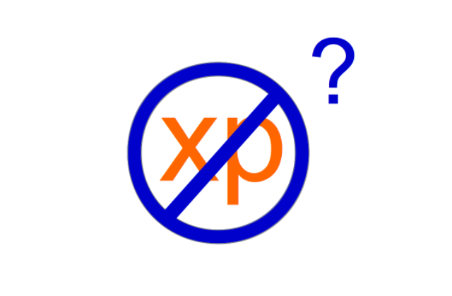 科迈软件可以停止支持XP系统吗?